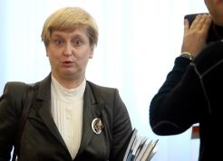 Minister spraw zagranicznych Anna Fotyga