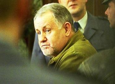 Dziad, zmarł czyli poległ w więzieniu w 2007