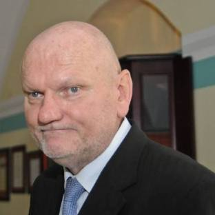 """prezydent Michał Zaleski - zanany jako """"Pan 99-procent"""""""