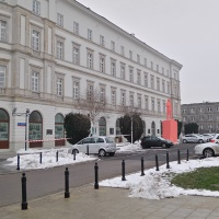 Pomnik twórcy polskiej niepodległości! Spocznij!