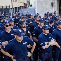 Dlaczego policja to znów milicja